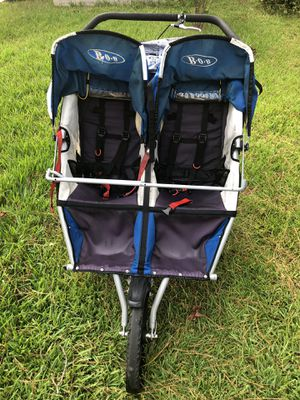 BoB Double Running Stroller for Sale in Virginia Beach, VA