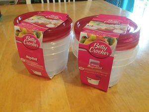 Betty Crocker Storage Container for Sale in Boiling Springs, SC