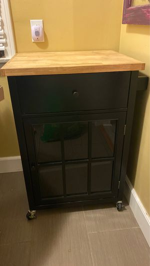 Microwave cart for Sale in West Covina, CA