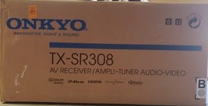 Onkyo AV Receiver for Sale in Pflugerville, TX