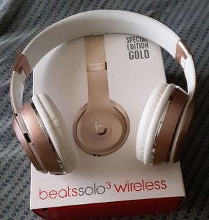 Beats Solo3 Wireless by Dre for Sale in Paris, KY