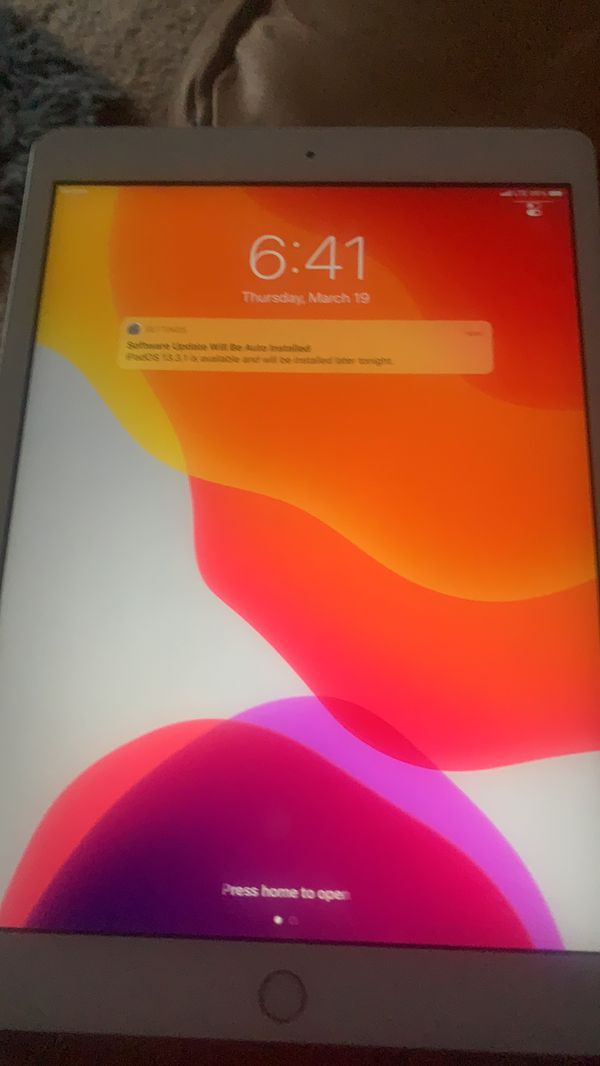 iPad 7 brand new