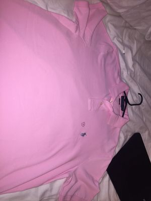 Pink Polo Shirt for Sale in West Palm Beach, FL