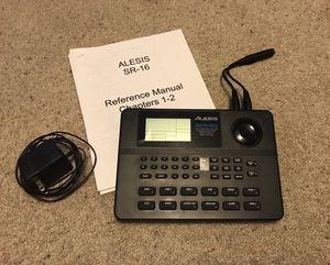 Alesis SR16 Drum Machine for Sale in Vallejo, CA