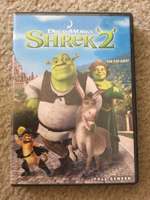 Shrek 2 dvd for Sale in Melbourne, FL