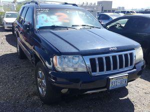 2004 Jeep Grand Cherokee @ U-Pull Auto Parts 047486 for Sale in Las Vegas, NV