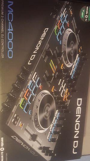 Denon DJ turntables for Sale in Cheney, KS
