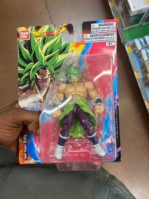 Dragon Ball Super: Evolve - Super Saiyan Broly5-Inch Action Figure for Sale in Pensacola, FL