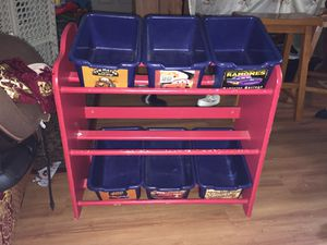 Cars toy organizer for Sale in Austin, TX