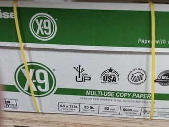 Copy Paper. 8.5x11. Brand New. for Sale in Tualatin,  OR