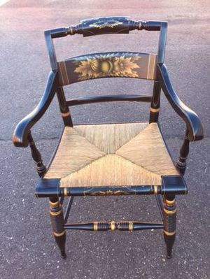 """Hitchcock"" Chair for Sale in Tacoma, WA"