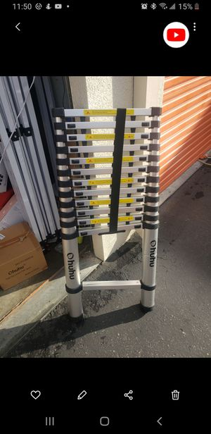 Folding stack Ladder, escalera doblable for Sale in San Jose, CA