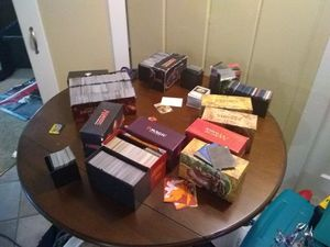 Buying Magic the gathering collections!! for Sale in Billings, MT