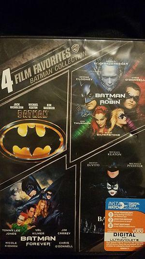 Batman 4 Film collection for Sale in Arroyo Grande, CA