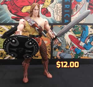 1996 Toy Biz Hercules Legendary Journeys 10 Inch Action Figure W/ Accessories for Sale in Oakland, CA