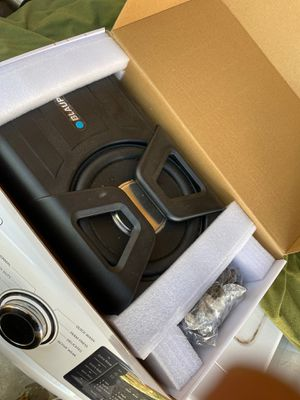 Blaupunkt slim subwoofer for Sale in Fresno, CA