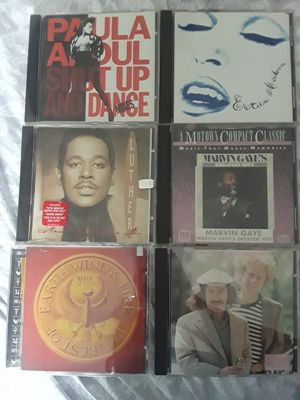 Various Music CDs for Sale in Pittsburgh, PA