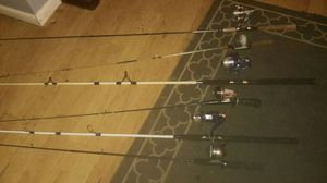 Fishing poles for Sale in Columbus, OH