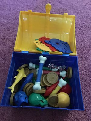Kids treasure toy box for Sale in Fort Myers, FL