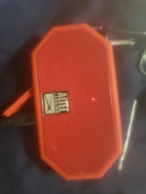 Altec Lansing Bluetooth Speaker for Sale in Chillicothe, IL