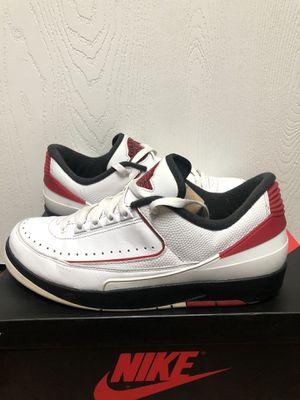 "Air Jordan Retro 2 Low ""Chicago"" Sz 10.5 for Sale in Columbus, OH"