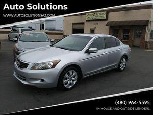 2008 Honda Accord Sdn for Sale in Mesa, AZ