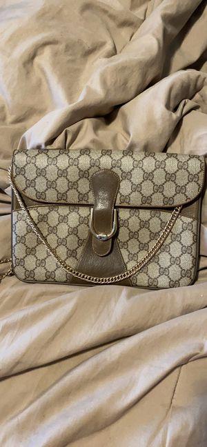 Vintage Gucci bag Anniversary edition for Sale in Washington, MI