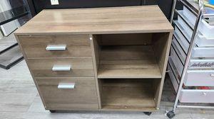 Wood file cabinet for Sale in Rosemead, CA