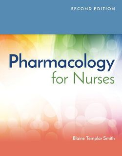 Pharmacology for nurses 2nd edition by Diane Pacitti Blaine Smith 9781284141986 eBook PDF free instant delivery for Sale in City of Industry,  CA