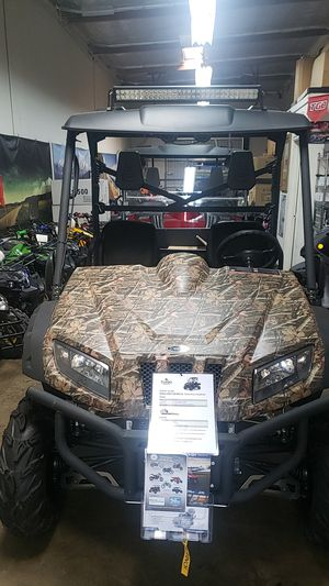 RANCH PONY 700 4X4 EFI TURBOPOWERSPORTS for Sale in La Verne, CA