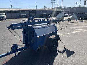 Diesel Powered Light Generator for Sale in Los Angeles, CA