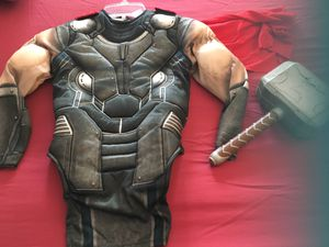 Marvel Thor costume with Hammer for Sale in Sebring, FL