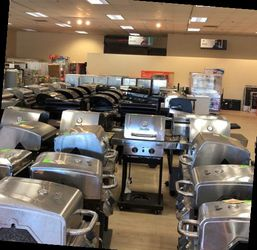 Char Broil Grills Liquidation Sale!!! Starting Price $177.65 3I for Sale in Houston,  TX