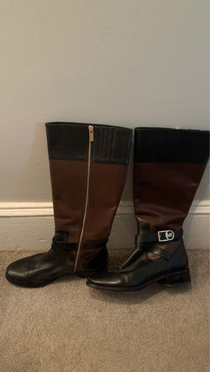 Michael Kors riding boots size 10 for Sale in Washington, DC