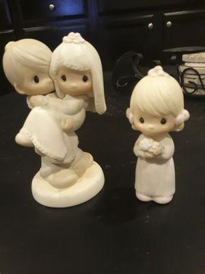 Precious Moments porcelain figurines for Sale in Murrieta, CA