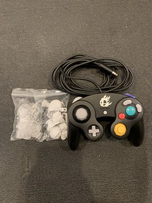 Custom Smash 4 Controller w/ Transparent Buttons *SOLD* for Sale in Chicago, IL