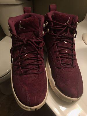 Jordan Retro 12 Bordeaux Size 9 for Sale in Wichita, KS