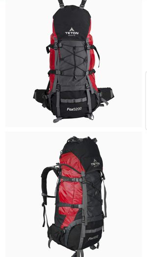 Teton Sports Fox5200 85ltr Hiker Backpack for Sale in Westlake, OH