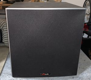 "Polk Audio PSW10 10"" Single Powered Subwoofer Black SUPER NICE for Sale in Lakeland, FL"