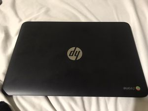 Hp chromebook 14 laptop computer for Sale in Los Angeles, CA