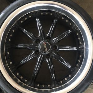 "20"" rims 5 lug 5x114 for Sale in Eastvale, CA"