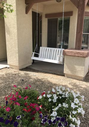 Porch swing for Sale in Goodyear, AZ