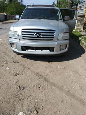 2005 Infiniti Q56. 5.6 motor for parts for Sale in Houston, TX