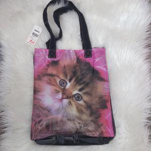 Kitty cute vintage plastic tote bag for Sale in Pleasanton, CA