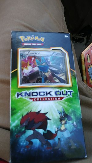 Pokemon Knockout Collection Box for Sale in San Diego, CA