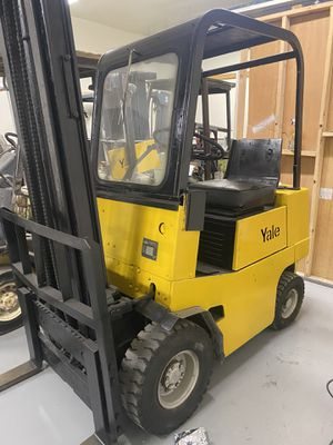 Yale Forklift 3000 LBS PNEUMATIC TIRES for Sale in Anaheim, CA