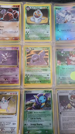 Pokemon cards for Sale in Spring Valley, CA
