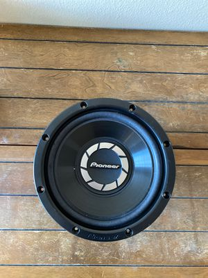 "Pioneer TSW300R 12"" Subwoofer for Sale in Austin, TX"