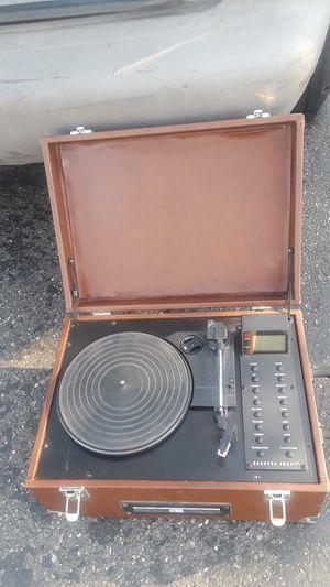 Sharper Image Portable L.P. & CD Player for Sale in Seattle, WA