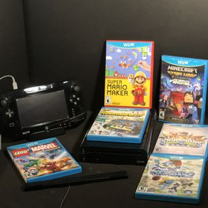 Nintendo Wii U for Sale in Fort Worth, TX